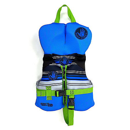 Body Glove Infant Boys' U.S. Coast Guard-Approved PFD (One Size, less than 30 lbs.)