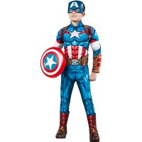 Rubies Captain America Halloween Costume (Assorted Sizes)