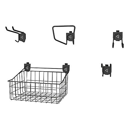 Gladiator Garage Wall Storage Accessory Kit 1 for GearTrack or GearWall