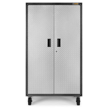Gladiator Mobile Storage Cabinet Sam S Club