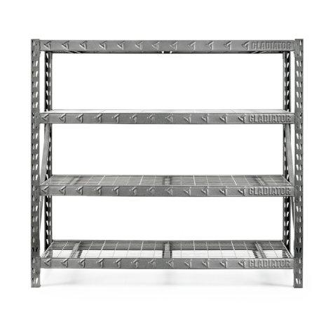 """Gladiator 77"""" Large Rack Shelf"""