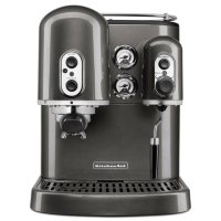 KitchenAid Pro Line Series Espresso Maker w/Boilers KES2102MS Deals