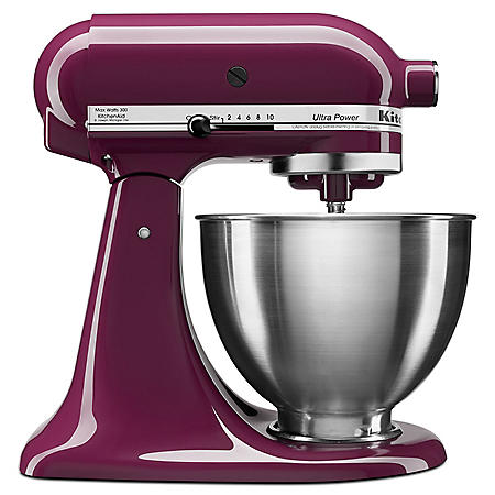 1e0cd076829 KitchenAid Ultra Power 4.5-Quart Tilt-Head Stand Mixer (Assorted Colors)