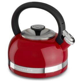KitchenAid 2-Qt. Kettle with Full Handle and Trim Band (Assorted Colors)