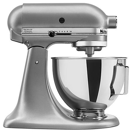 Save 17% on the classic KitchenAid mixer