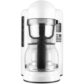 KitchenAid 12-Cup Coffee Maker with One-Touch Brewing (Assorted Colors)
