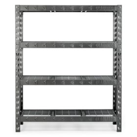 Gladiator 60-inch 4-Shelf Welded Steel Garage Shelving Unit