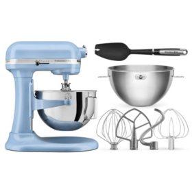 KitchenAid Professional 5 Plus 5 Quart Bowl-Lift Stand Mixer with Baker's Bundle (Assorted Colors)