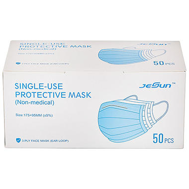 Face Masks & Disposable Gloves