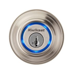 Kwikset Kevo Bluetooth Enabled Deadbolt - Satin Nickel