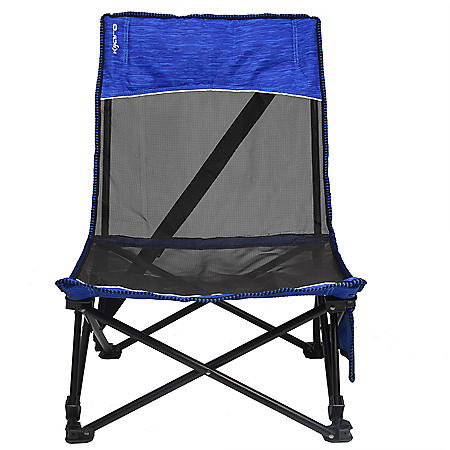 Kijaro Portable Low-Profile Camping, Concert and Event Festival Chair