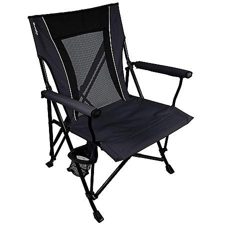 Kijaro Goliath Oversized Hard Arm Camping Chair - 600 lbs. Weight Capacity