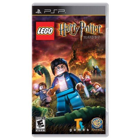 LEGO Harry Potter: Years 5-7 - PSP