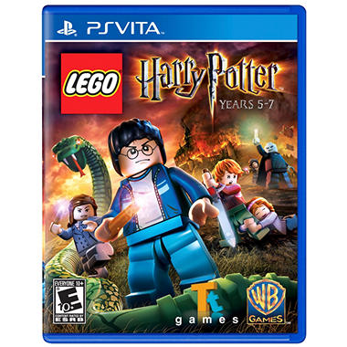 LEGO Harry Potter: Years 5-7 - PS Vita