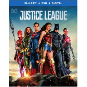 Justice League: Special Edition (DVD)