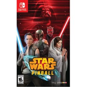 Star Wars Pinball (Nintendo Switch)