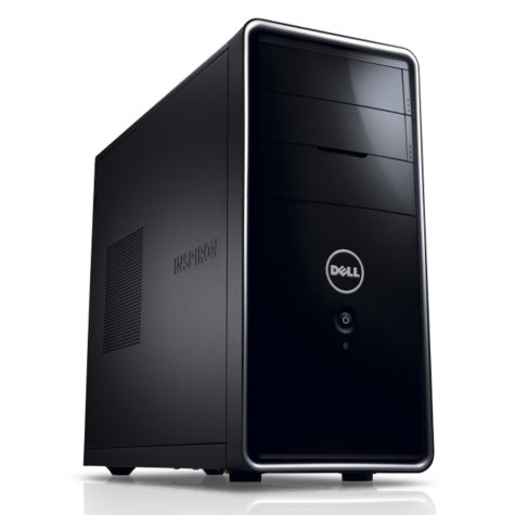 Dell Inspiron 570 Desktop AMD Athlon ll 645, 500GB