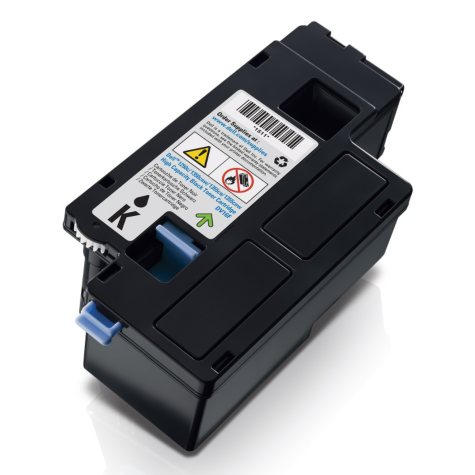 Dell High-Yield Toner Cartridge, Select Color (2000 Page Yield)