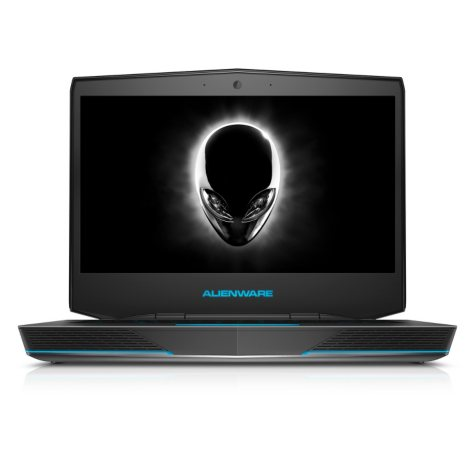 "Dell Alienware 14"" Laptop Computer, Intel Core i7-4700MQ, 8GB Memory, 750GB Hard Drive"
