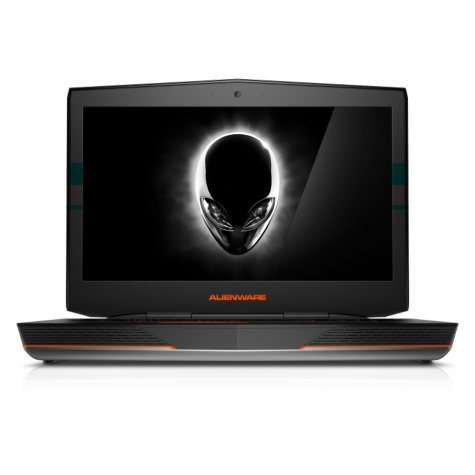 "Dell Alienware 18.4"" Laptop Computer, Intel Core i7-4700MQ, 16GB Memory, 750 GB Hard Drive"