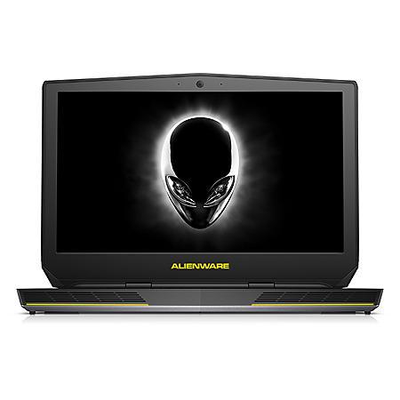 Dell Alienware 15 Full HD 15.6-inch Gaming Laptop AW15R2-1546SLV, Intel i5-6300HQ Processor, 8GB Memory, 1TB Hard Drive, NVIDIA GeForce GTX 965M with 2GB GDDR5 Graphics, Killer 1535 Wireless