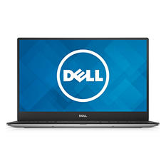 "Dell XPS 13.3"" QHD Touchscreen Notebook with InfinityEdge Display, Intel Core i5-6200U, 8GB Memory, 256GB SSD, with Windows 10"
