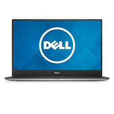 "Dell XPS 13.3"" Quad HD+ Infinity Edge Touchscreen Notebook, Intel Core i5-7200U Processor, 8GB Memory, 256GB SSD"