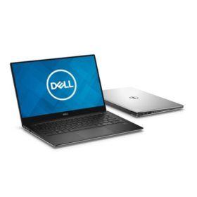 Dell XPS 13.3 QHD+ InfinityEdge Touch Notebook, Intel Core i7-8550U Processor, 16GB Memory, 1TB SSD, fingerprint reader, McAfee LiveSafe 12 Month