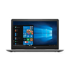 "Dell Inspiron 17.3"" FHD Notebook, Intel Core i7-8550U, 16GB Memory, 2TB HDD, AMD Radeon 530 Graphics, McAfee LiveSafe 12 Month"