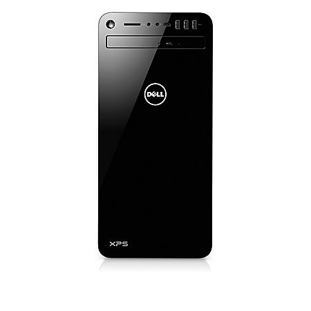 Dell XPS Tower, Intel Core i7-8700 Processor, 8GB Memory + 16GB