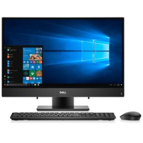 "Dell Inspiron 23.8"" FHD Touch All-In-One Desktop, Intel Core i3-7130U Processor, 8GB Memory, 1TB HDD, HDMI, wireless keyboard and mouse, HD pop up camera"