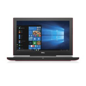 "Dell G5 5587 FHD 15.6"" Gaming Laptop, Intel Core i7-8750H Processor, 8GB Memory, 128GB Solid State Drive (Boot) + 1TB 5400RPM Hard Drive, NVIDIA GeForce GTX 1050 Ti, Backlit Keyboard, Windows 10 Home, Red"