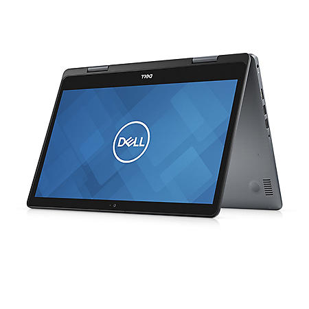 "Dell Inspiron 2-in-1 Touch 14"" HD Notebook, Intel Core i3-8145U Processor, 4GB Memory, 128GB SSD, Intel UHD Graphics 620, Microsoft Office 30 Day Trial, HDMI, Windows 10 Home"