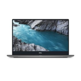 "Dell XPS 9570 15.6"" Ultra HD 4K Touchscreen Laptop, Intel Core i9-8950HK Processor, NVIDIA GTX 1050Ti, 32GB Memory, 1TB SSD, Backlit Keyboard, 12 Months McAfee, Windows 10 Home"
