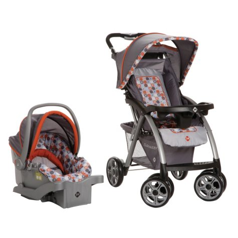Safety 1st Saunter Travel System, Cosmos Storm