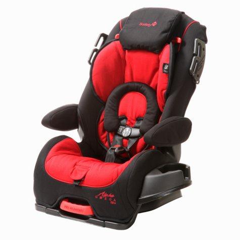 Safety 1st Alpha Omega Elite Convertible Car Seat - Tender