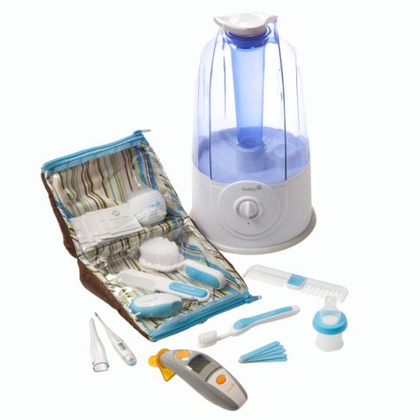 Safety 1st Baby Healthcare Essentials Bundle Pack
