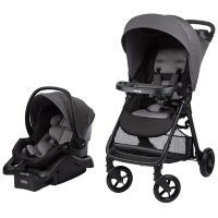 Safety 1st Smooth Ride Travel System (Choose Your Color)