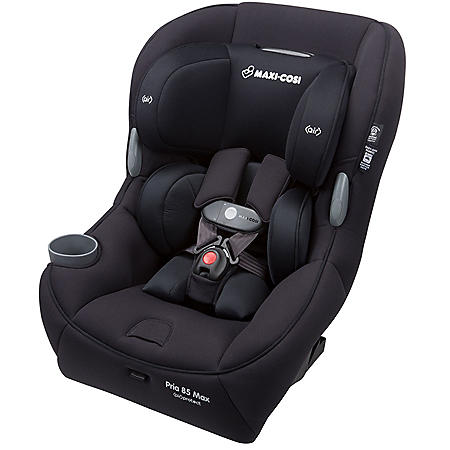 Maxi-Cosi Pria 85 Max Convertible Car Seat, Black