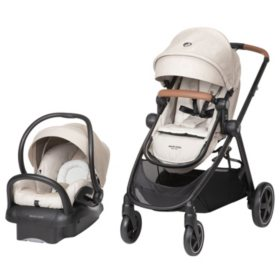Maxi-Cosi Zelia Max 5-in-1 Modular Travel System (Choose Your Color)
