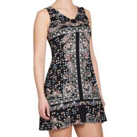 Premise Sleeveless Printed Dress