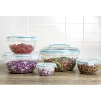 Deals on Snapware Airtight Food Storage 10-Piece Round Set