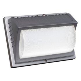 Honeywell LED Rectangular Security Light (2 Pk., Titanium Gray)