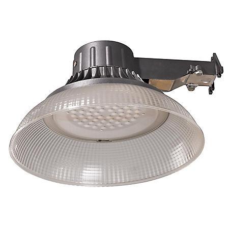 Honeywell 5000 Lumen LED Utility Light - Gray - Sam's Club