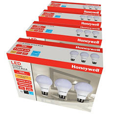 Honeywell A19 9.5W LED Bulb Set (12 Pack)