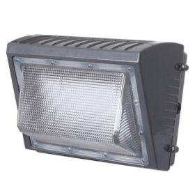 Honeywell 6000 Lumen LED Rectangular Wall Pack Security Light