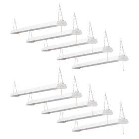 Honeywell LED 4' Linkable Multi-Mode Shop Lights (10 pk., White)