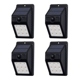 Westinghouse 100 Lumen Solar Motion-Activated Lights (4 Pack)