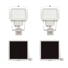 Westinghouse 1500 Lumen Solar Security Light Set