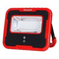 Honeywell 1000 Lumen Rechargeable Work Light with Bluetooth Speaker